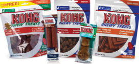 Silent Recall of Kong Dog Treats?